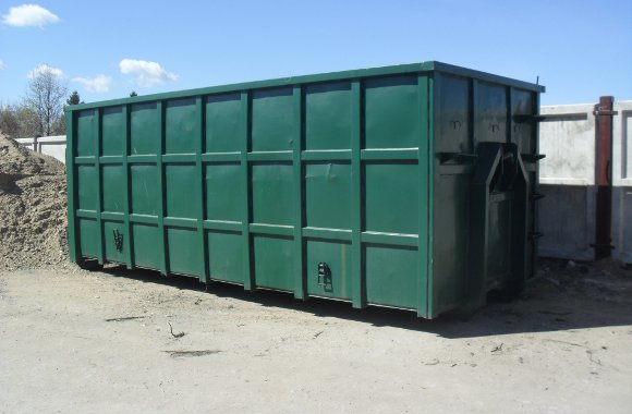 Statybinis konteineris